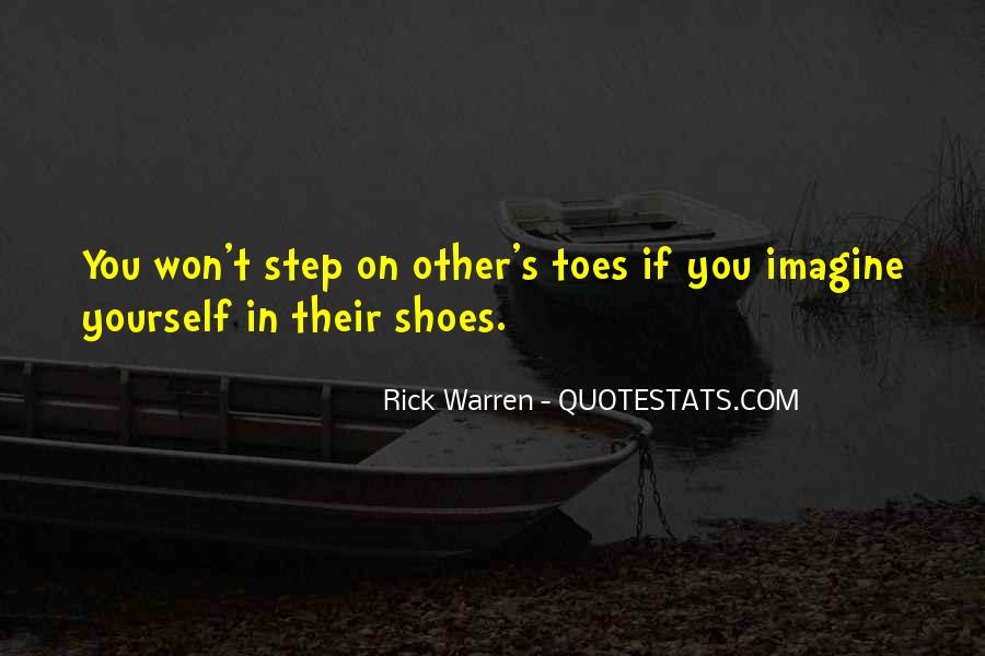 Step On My Toes Quotes #1241733