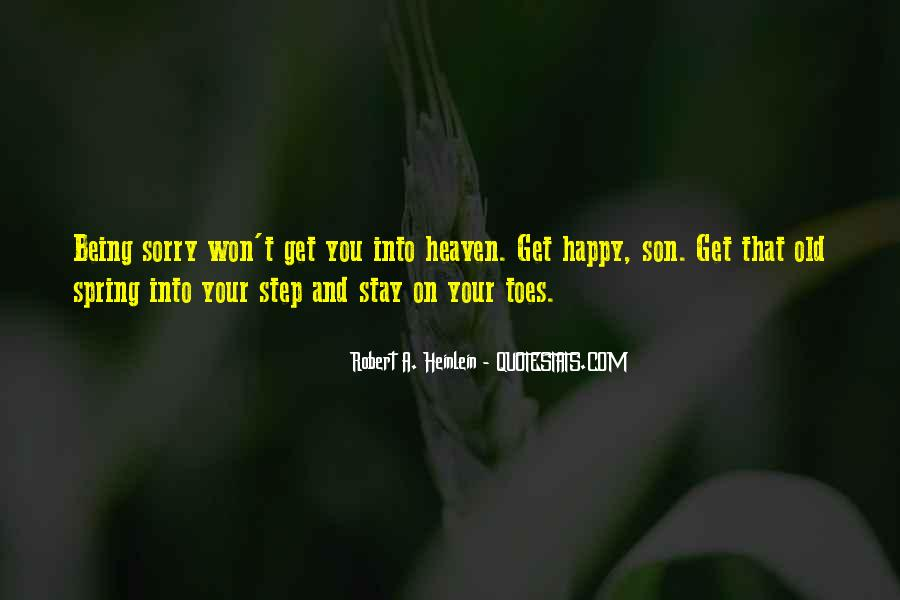 Step On My Toes Quotes #1246685