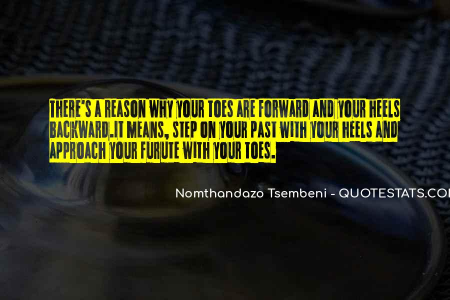 Step On My Toes Quotes #1584203