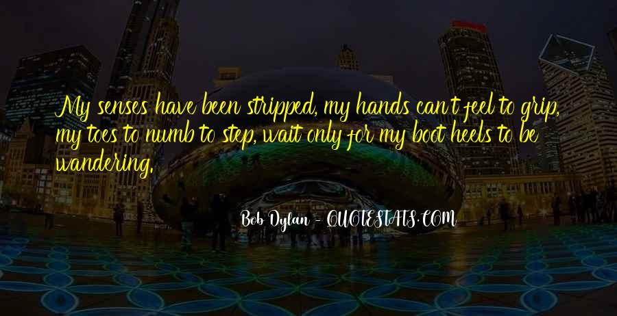 Step On My Toes Quotes #555069