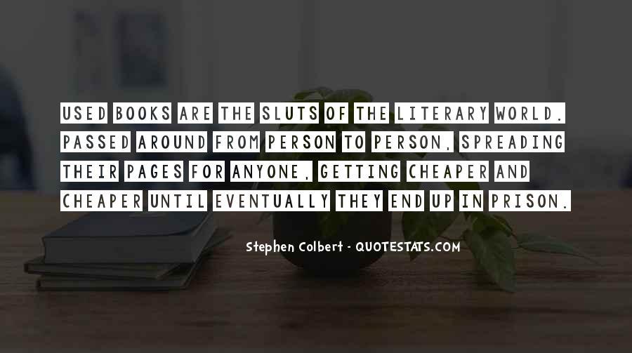 Stephen Colbert Book Quotes #1830387