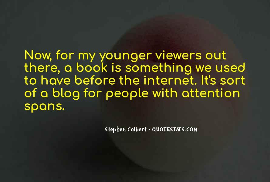 Stephen Colbert Book Quotes #500456