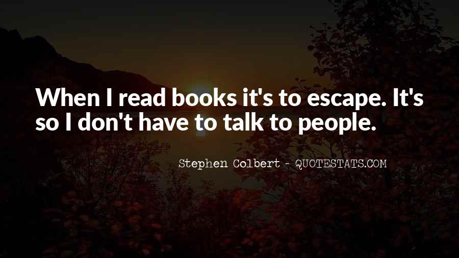 Stephen Colbert Book Quotes #584231