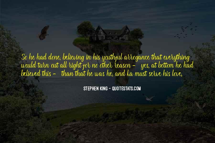 Stephen King Ka Quotes #1729765