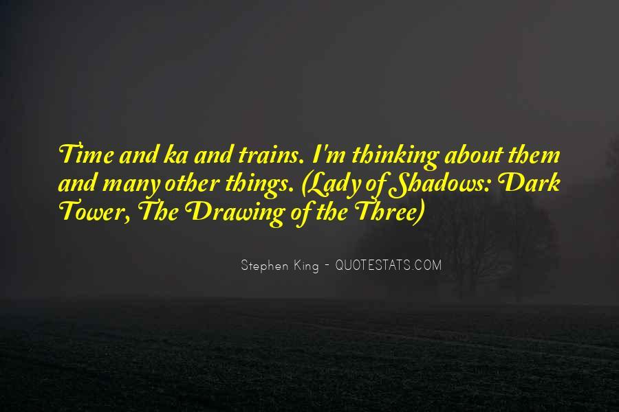 Stephen King Ka Quotes #56513