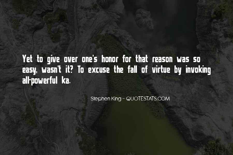 Stephen King Ka Quotes #57996