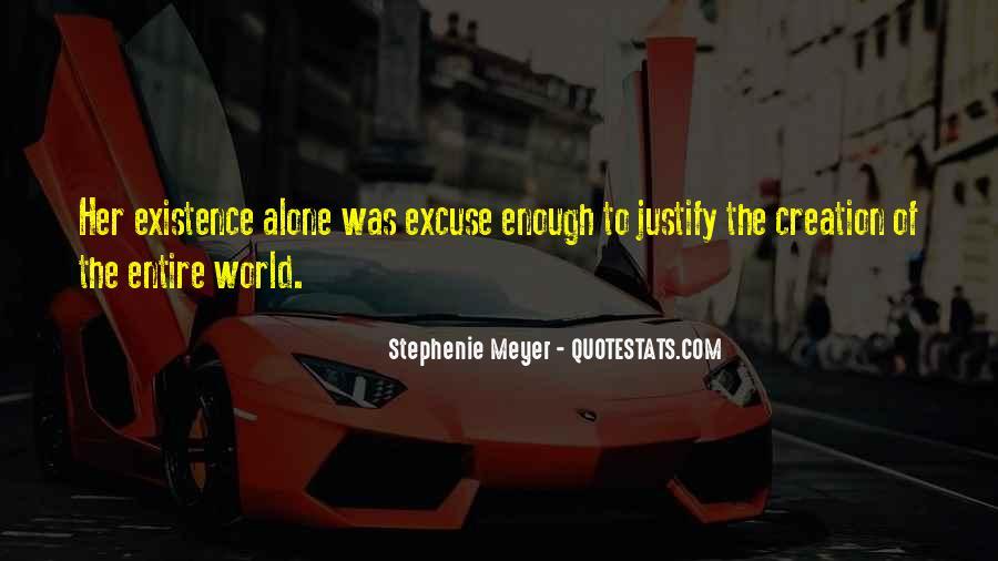 Stephenie Meyer Love Quotes #1143204