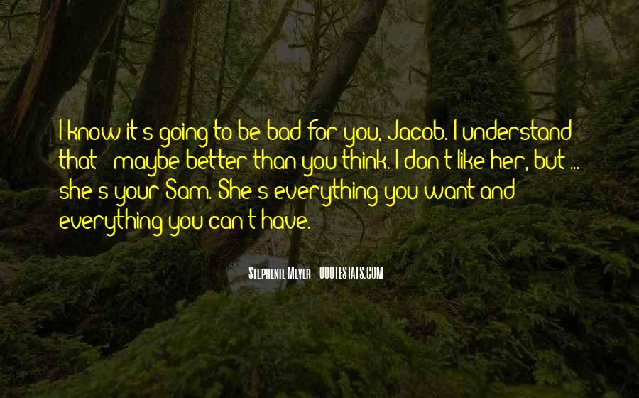 Stephenie Meyer Love Quotes #115570