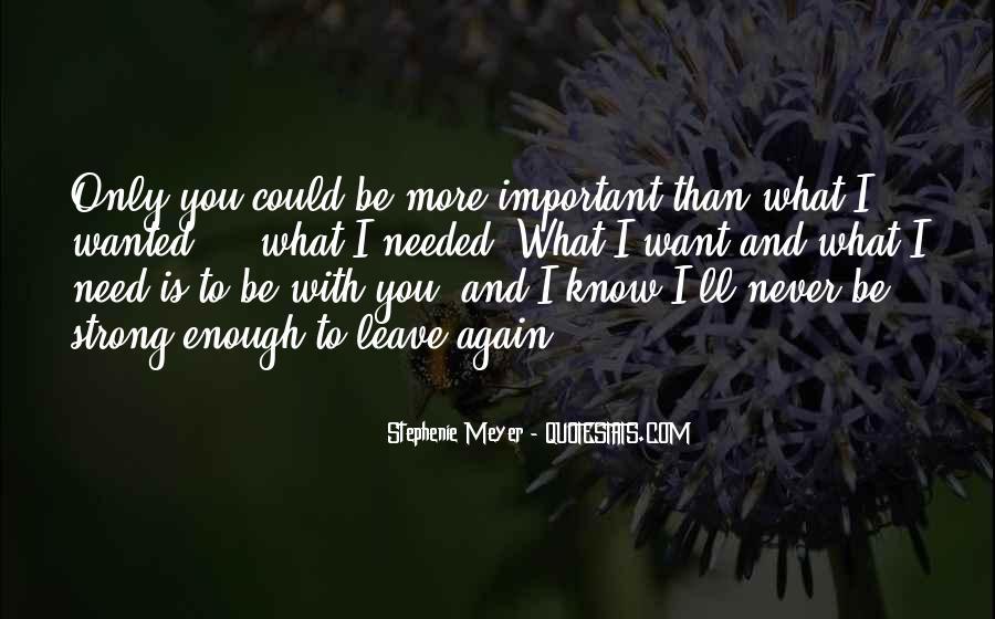 Stephenie Meyer Love Quotes #1253545