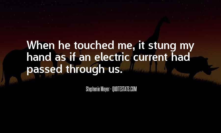 Stephenie Meyer Love Quotes #1273823