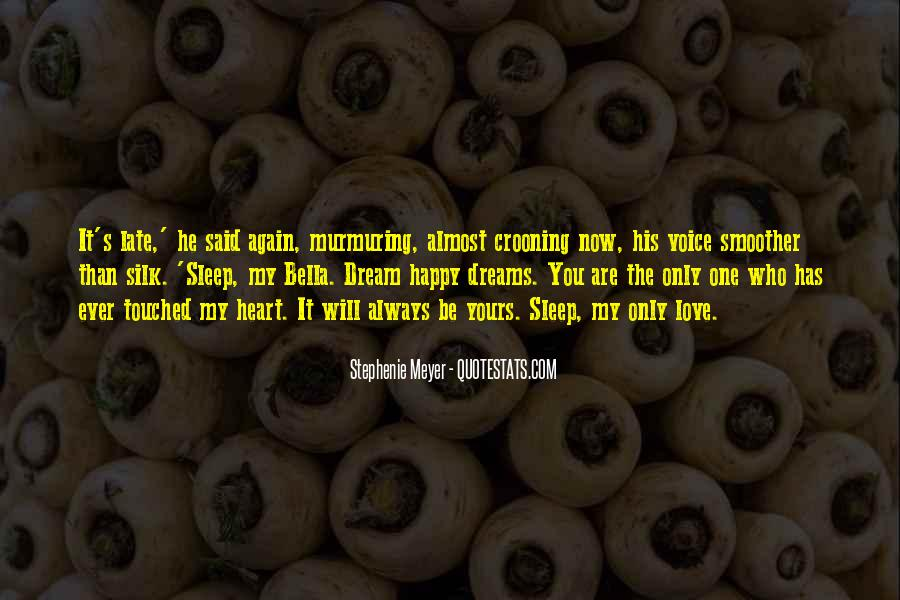 Stephenie Meyer Love Quotes #206254