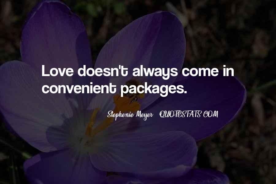 Stephenie Meyer Love Quotes #451287