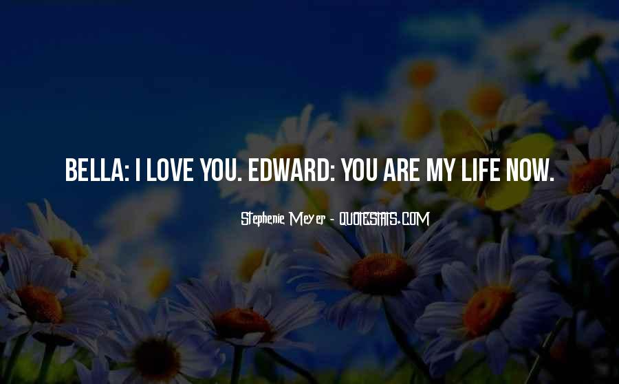 Stephenie Meyer Love Quotes #514739
