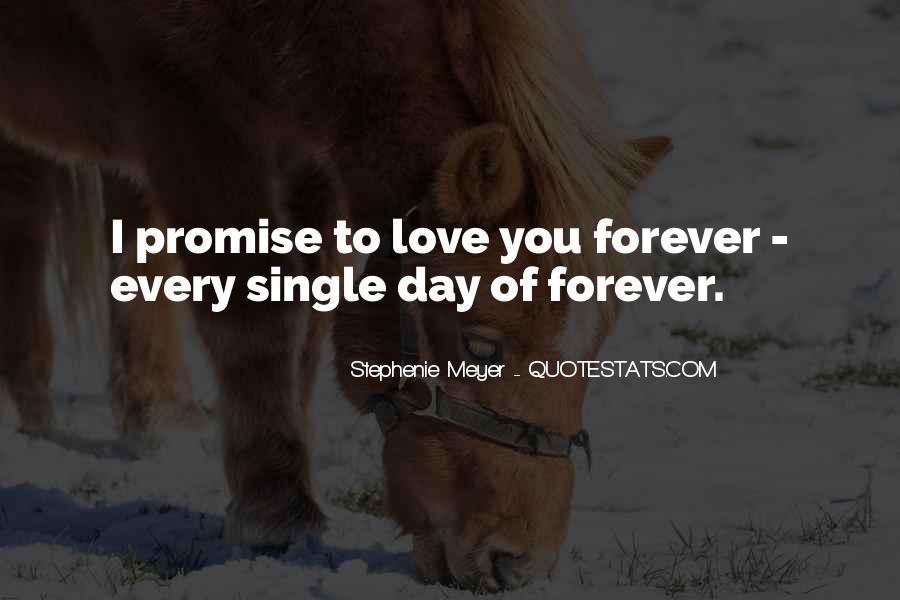 Stephenie Meyer Love Quotes #524059