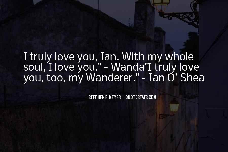 Stephenie Meyer Love Quotes #549493