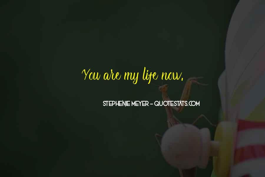Stephenie Meyer Love Quotes #661414