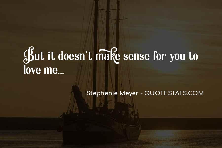 Stephenie Meyer Love Quotes #687439