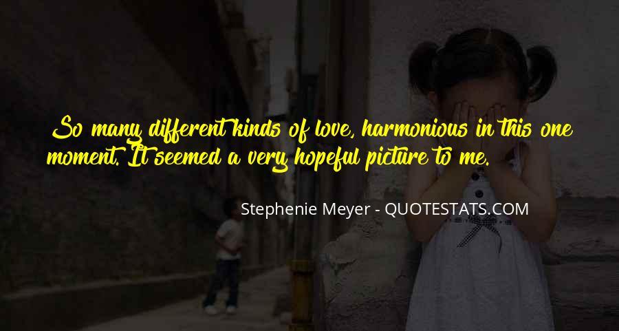 Stephenie Meyer Love Quotes #741432