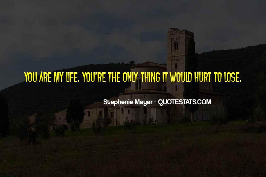 Stephenie Meyer Love Quotes #829656