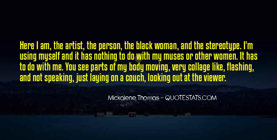 Stereotype Quotes #123707