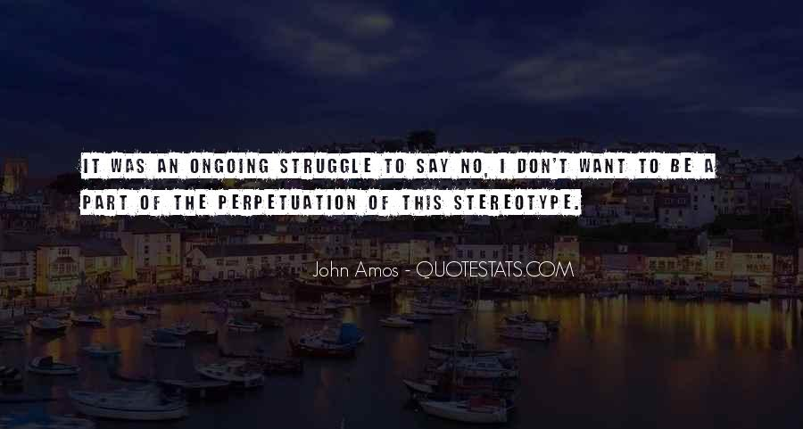Stereotype Quotes #332744