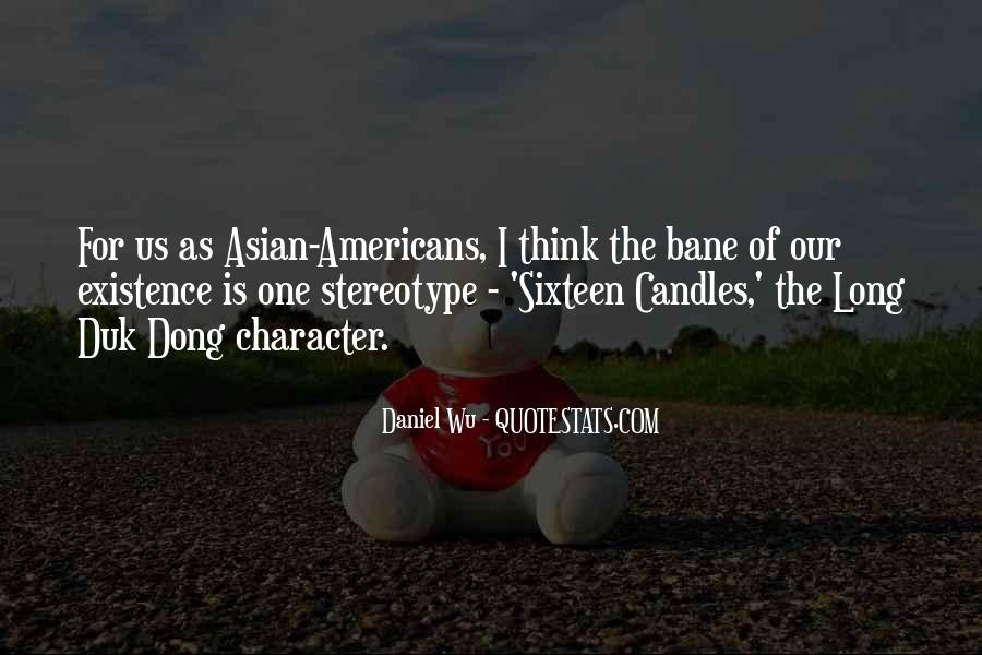 Stereotype Quotes #400568