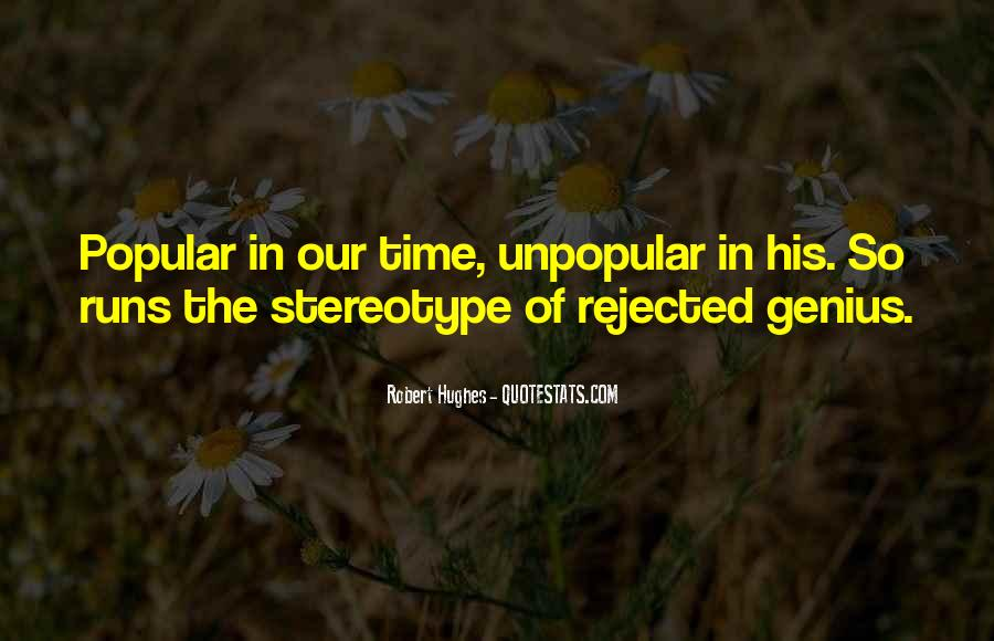 Stereotype Quotes #632305