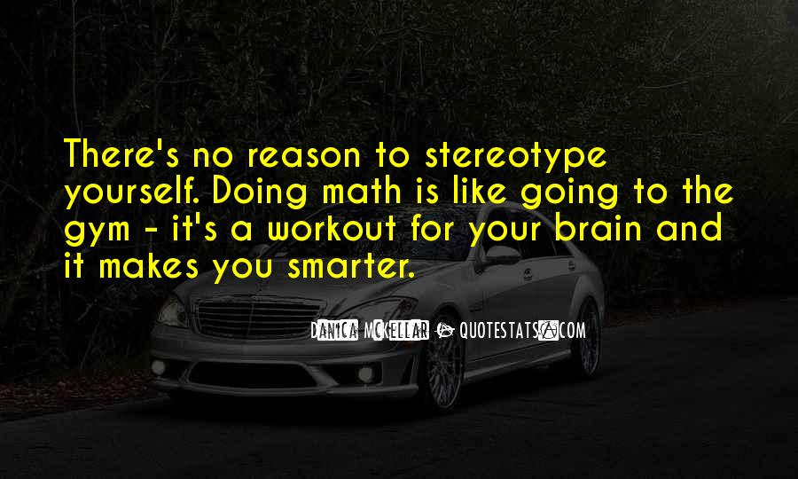 Stereotype Quotes #96897