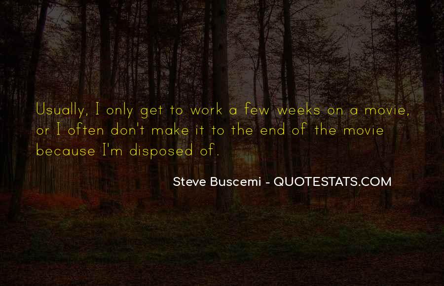 Steve Buscemi Movie Quotes #595179