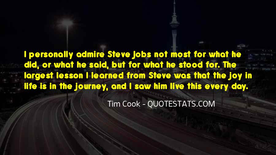 Steve Cook Quotes #272130