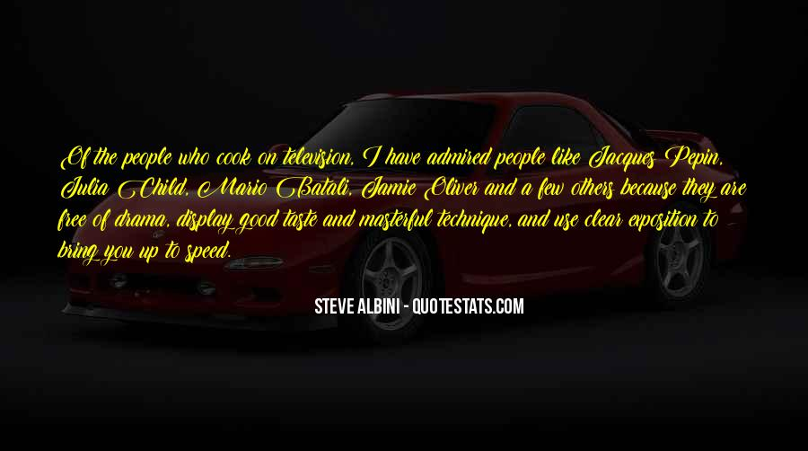 Steve Cook Quotes #780862