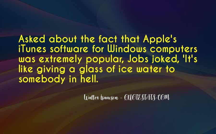 Steve Jobs Biography Walter Isaacson Quotes #1262100
