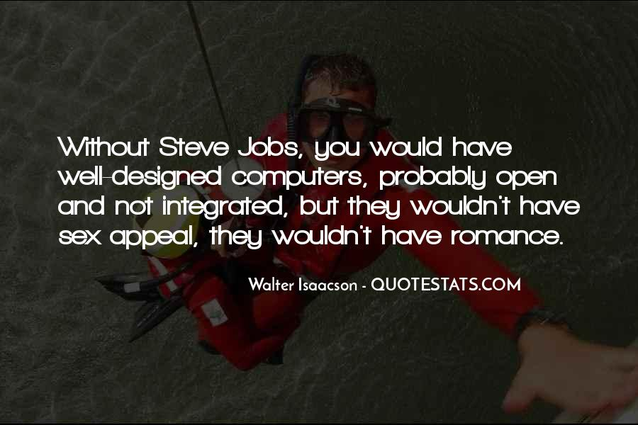 Steve Jobs Isaacson Quotes #1156581
