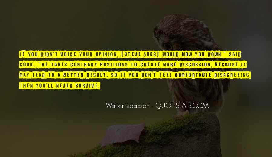 Steve Jobs Isaacson Quotes #121630