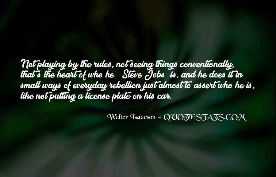 Steve Jobs Isaacson Quotes #1843271