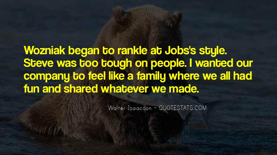 Steve Jobs Isaacson Quotes #417450