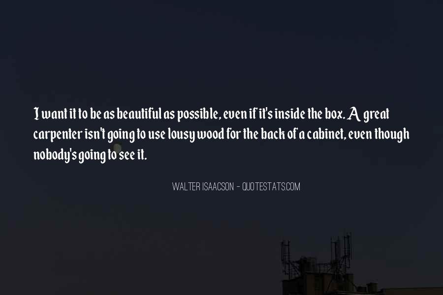 Steve Jobs Isaacson Quotes #448193