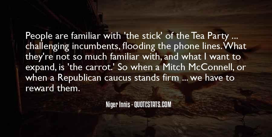 Stick And Carrot Quotes #1624177