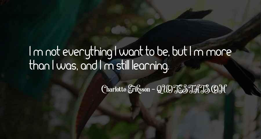 Still Becoming Quotes #1128604