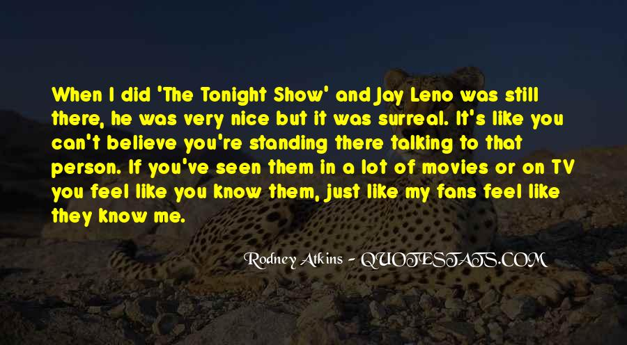 Still Standing Tv Show Quotes #385201