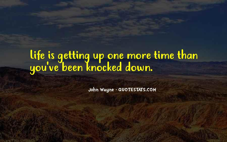 Quotes About Been Down #113057