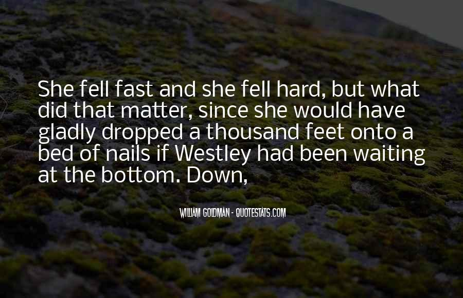 Quotes About Been Down #118654