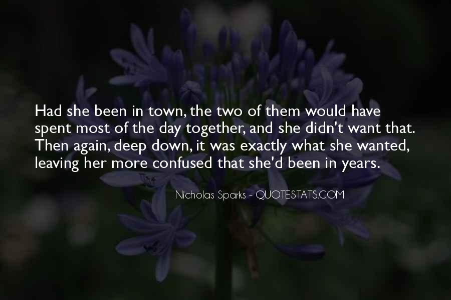 Quotes About Been Down #2414