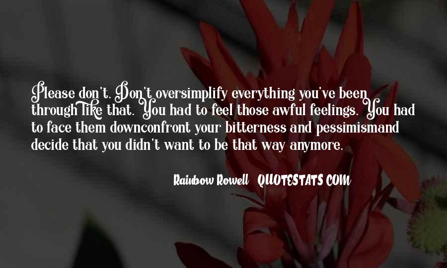 Quotes About Been Down #29716