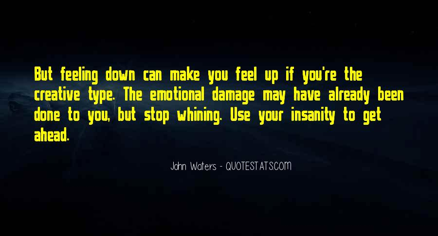Quotes About Been Down #37969