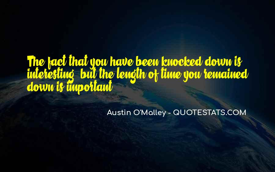 Quotes About Been Down #92063