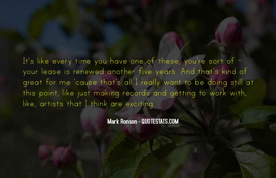 Still Want Me Quotes #120522