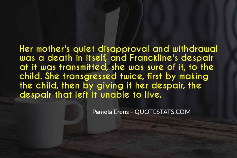 Stillbirth Grief Quotes #1111587