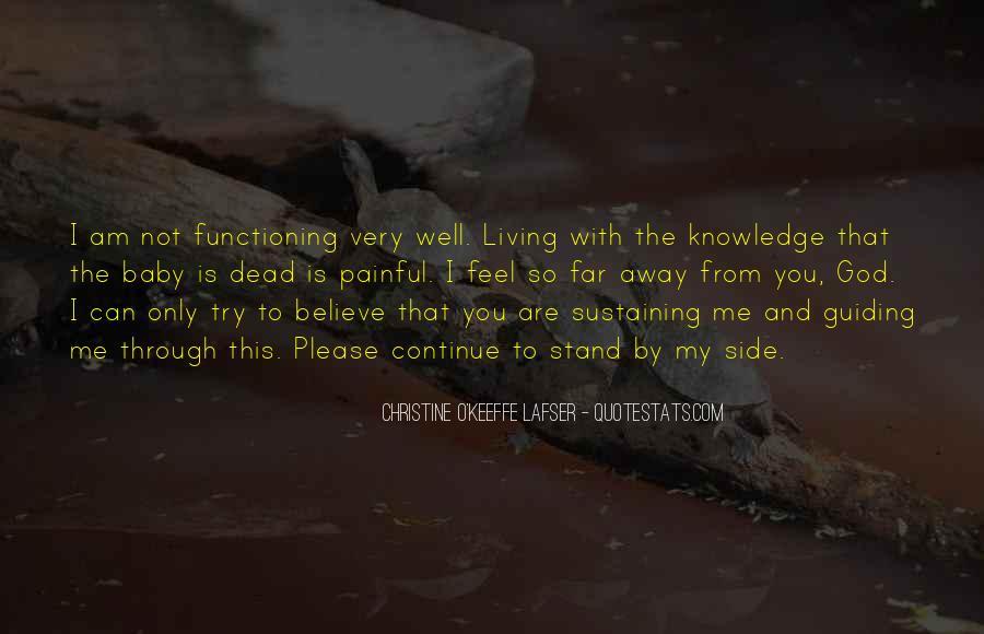 Stillbirth Grief Quotes #341643