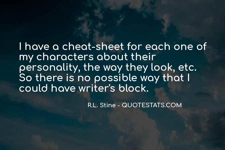 Stine Quotes #1212453
